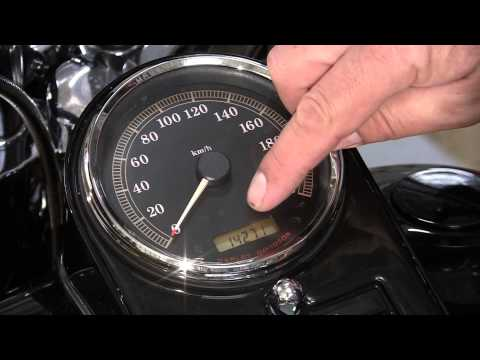How to manually override a Harley-Davidson Security Alarm