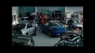 Brian O'conner(Paul Walker) Fast and Furious (2,4,5) scenes!