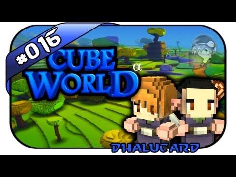 Cube World #016 - Deutsch German - Nachtwanderung