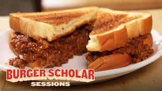 How to Make a Sloppy Joe Cheeseburger | Burger Scholar Sessions