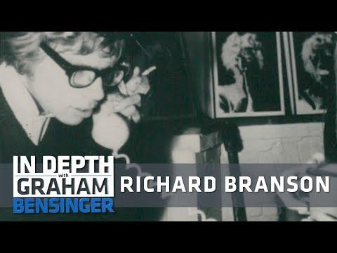 Richard Branson: Learning the art of bullsh*t