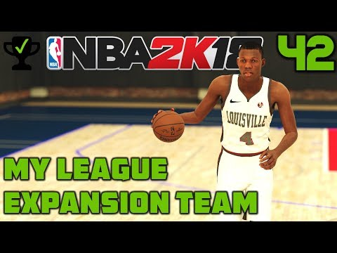 NBA 2K18 My League Ep. 42: Mixing it up to end the season [Realistic NBA 2K18 My League Expansion]
