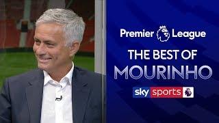 The Best of Jose Mourinho | Manchester United 4-0 Chelsea | Super Sunday