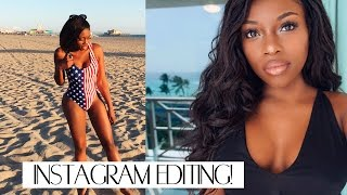 INSTAGRAM EDITING TRUTHS! HOW PICTURES CAN BE EDITED!