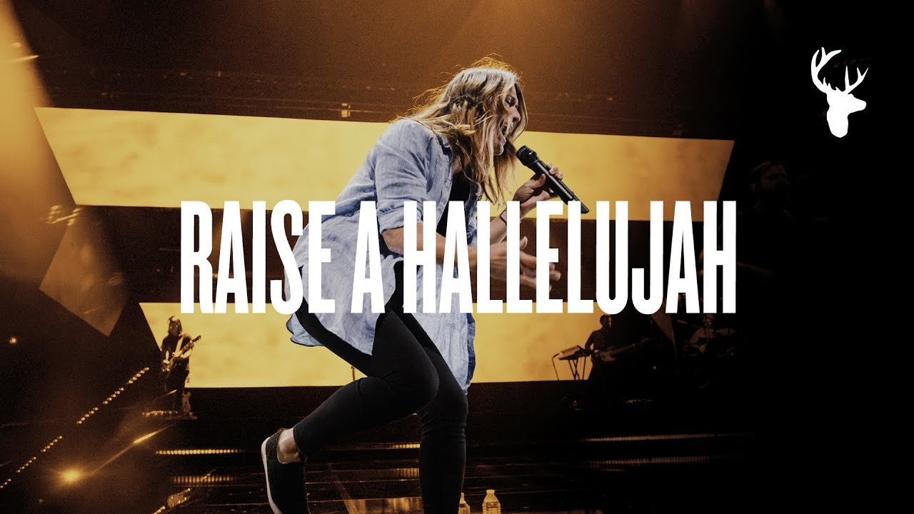 Raise A Hallelujah (LIVE) - Jonathan and Melissa Helser | VICTORY