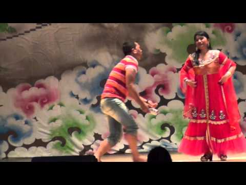 TANC Sunday School Parents Bollywood re mix  dance