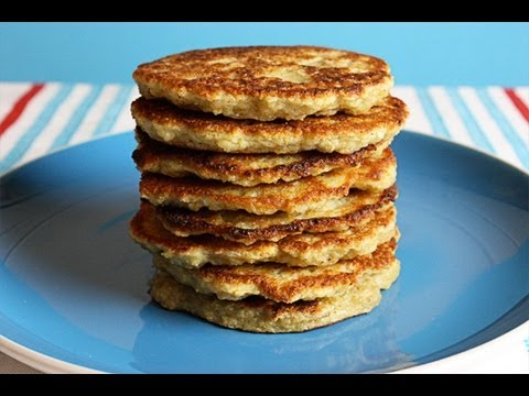 Easy Potato Pancakes - Polish Placki Kartoflane