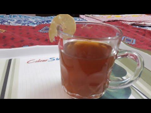 Kahwa | kava | lemon tea |Ginger tea