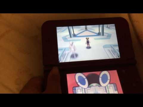How to get black/white kyurem in Pokémon sun and moon