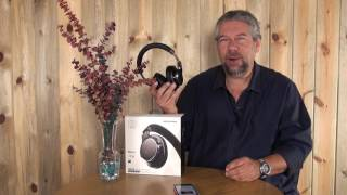 Hi Res Audio-Technica ATH DSR7BT Bluetooth Headphones  - Reviewed!