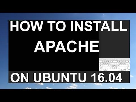 How To Install Apache on Ubuntu 16.04