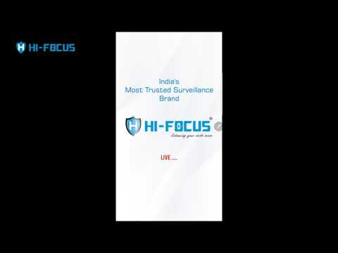 HIFOCUS HDCVI ELITE SERIES P2P CONFIGURATION for DVR and MOBILE
