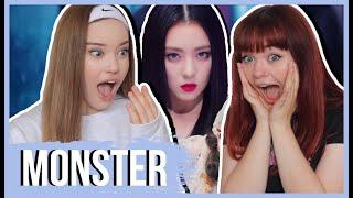 Red Velvet - IRENE & SEULGI 'Monster' MV REACTION | Lexie Marie