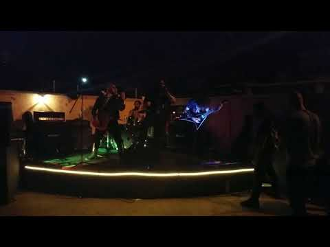 BLACK JACKAL - Live 3 at Nuevo Laredo, Mexico, 6-2-2018