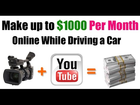 How to Earn Money Online While Driving a Car in Dubai - Urdu/Hindi Tutorial