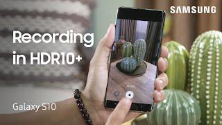 Samsung Galaxy S10+ 4K Hyperlapse Video Test - PakVim net HD