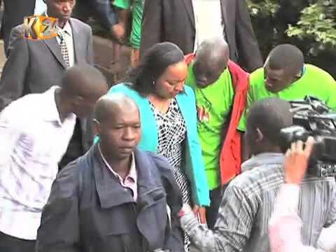 Corruption thriving, threatening Kenya's development