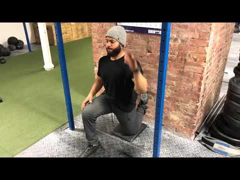 Couch Stretch - Addressing Tight Quadriceps & Hip Flexors | CrossFit, Weightlifting, & Powerlifitng