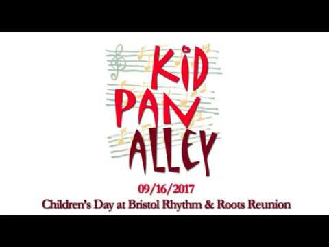 Kid Pan Alley Live at Bristol Children Day 2017