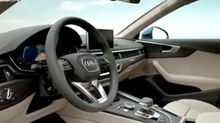2016 Audi A4 B9 Model Car First Review
