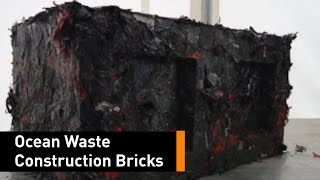 These Recycled Plastic Bricks Work Better Than Cement Blocks
