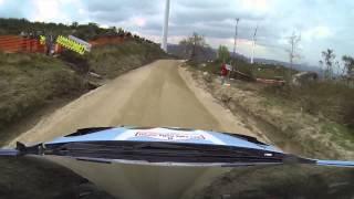 On-board Dani Sordo Fafe Rally Sprint - Hyundai Shell WRT 2014