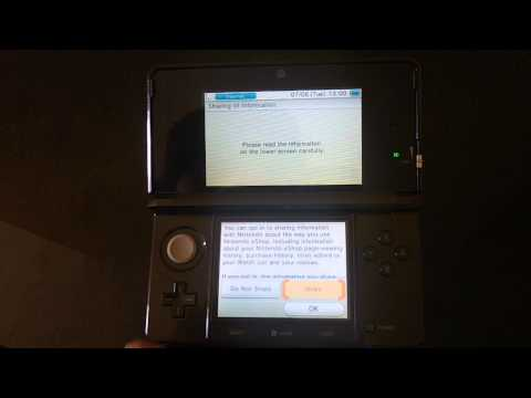 Nintendo 3DS EShop Setup & First Look