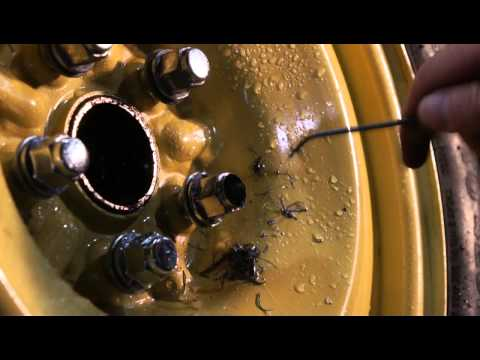 How to remove trouble lug nuts..Lug Ripper Instructional Video - First Generation Tool.