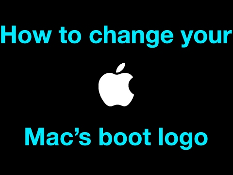 How to change your Mac's boot screen