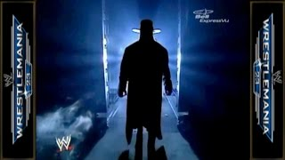 Undertaker Top 10 - Greatest entrances