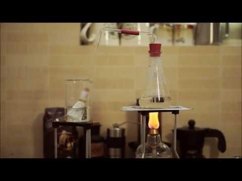 DIY Vacuum Coffee Maker