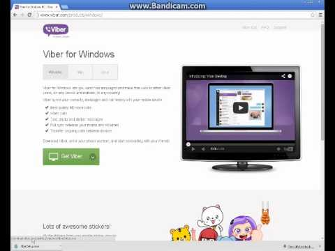 How To Download Viber For Windows , 7 , Mac , Linux