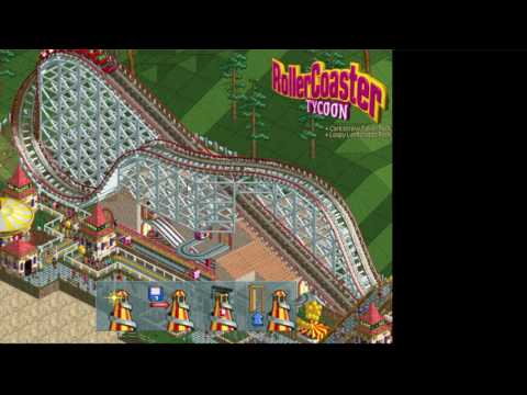 How to play RollerCoaster Tycoon 1 on Mac  - GOG version