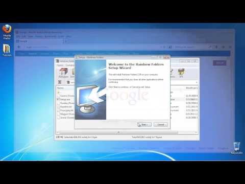 How to Change Folder Color in Windows
