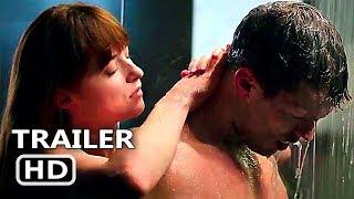 "FIFTY SHADES FREED ""International Shower"" Trailer (2018) Fifty Shades Of Grey 3 Movie HD"