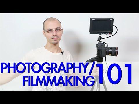 DSLR Basic Settings Tutorial - Photography/Videography 101