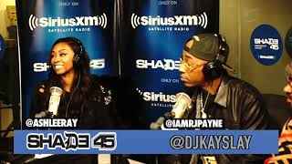 RJ Payne solo Interview with Dj Kayslay at Shade 45