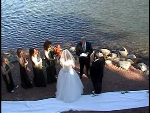 Wedding Handfasting Ceremony - Columbus, Ohio - Rev. Greg Gordon