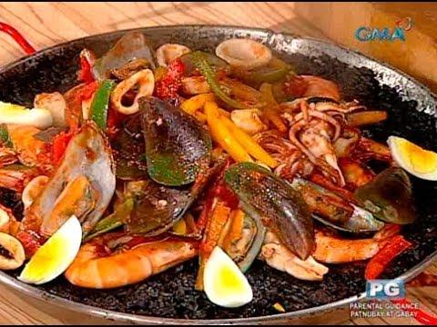 Kusina Master: How to cook Paella Negra