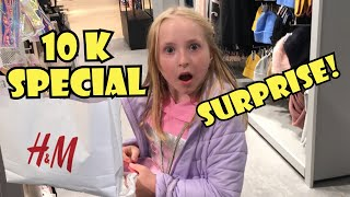 Shopping Challenge! 10K Special!🥳