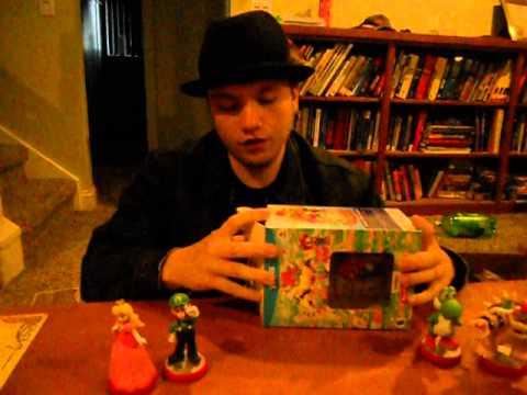 Mario Party 10 + Amiibo UNBOXING