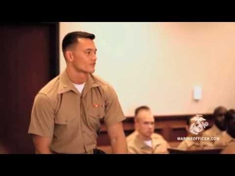 Roles in the Corps: Judge Advocate
