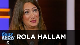 Rola Hallam - How CanDo Is Responding to the Health Care Crisis in Syria   The Daily Show