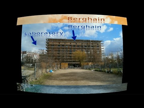 How to Get into Berghain and Laboratory.