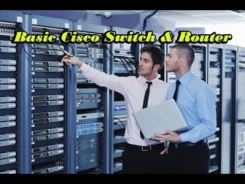 Basic cisco router configuration step by step