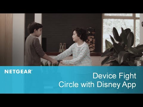 Device Fight | Circle with Disney