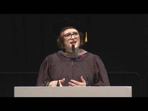 Molly McCombe: Questrom School of Business Undergraduate Convocation Speaker 2018