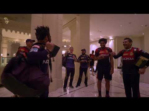 Celebration after SRH Win   KKR Hai Taiyaar   Kolkata Knight Riders   VIVO IPL 2018