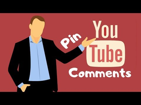 How to Pin a Comment on YouTube 📌
