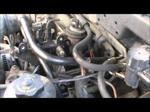 Ford EGR DPFE Sensor Engine Repair Light